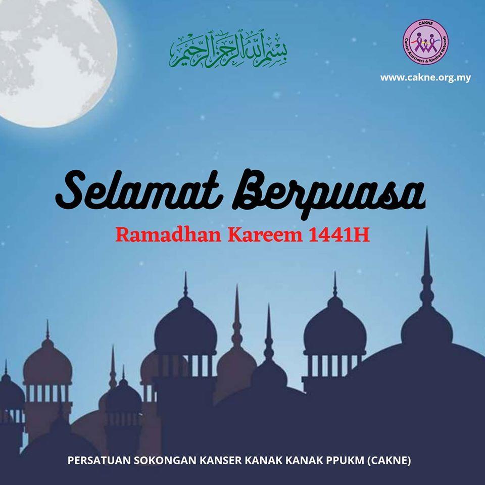 <b>Selamat Berpuasa!</b><br> Semoga Ramadhan tahun ini akan menambah ketaqwaan kita bersama. Insyaallah.