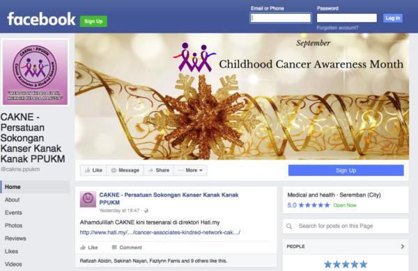 Mengemaskini dan Menyelaras Facebook CAKNe fb.com/cakne.ppukm